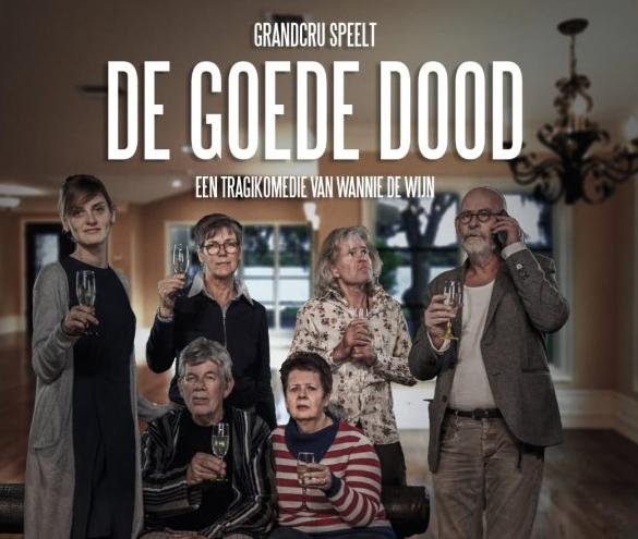 De Goede Dood @ De Vijfzinnen/Theater De Nieuwe Doelen