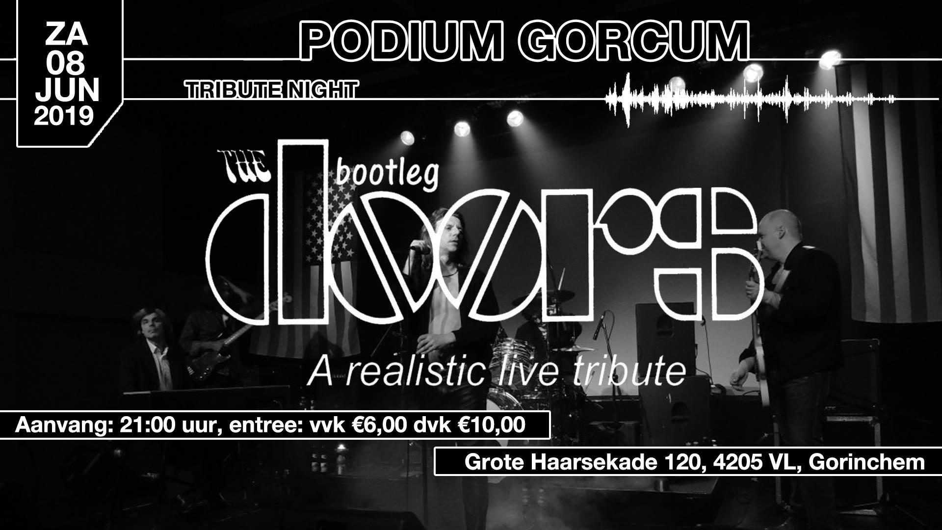 Tribute Night: The Bootleg Doors @ Podium Gorcum