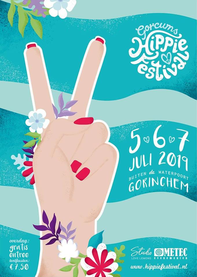 Hippie Festival @ Buiten de Waterpoort
