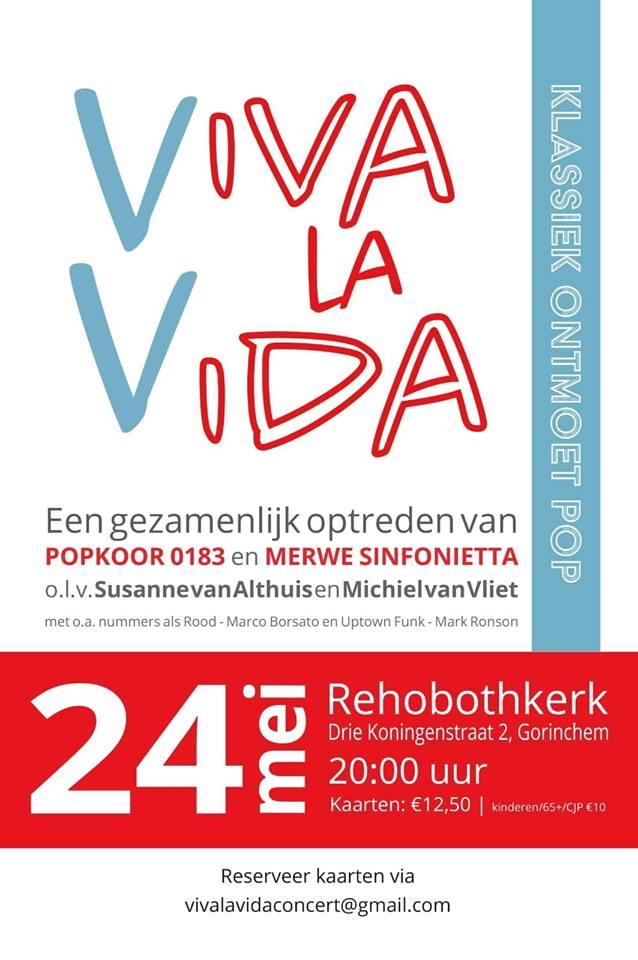 Viva la Vida @ Rehobothkerk