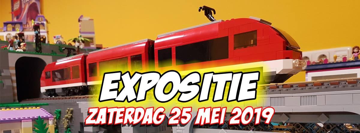 LEGO Expositie @ Brickshop Holland