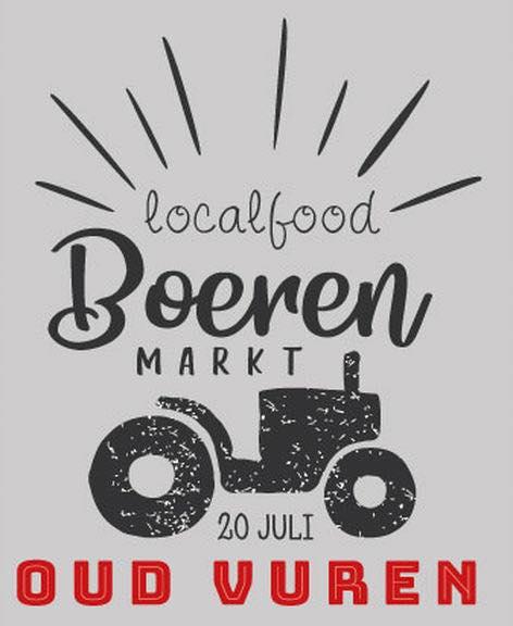 Boerenmarkt @ Restaurant Oud Vuren