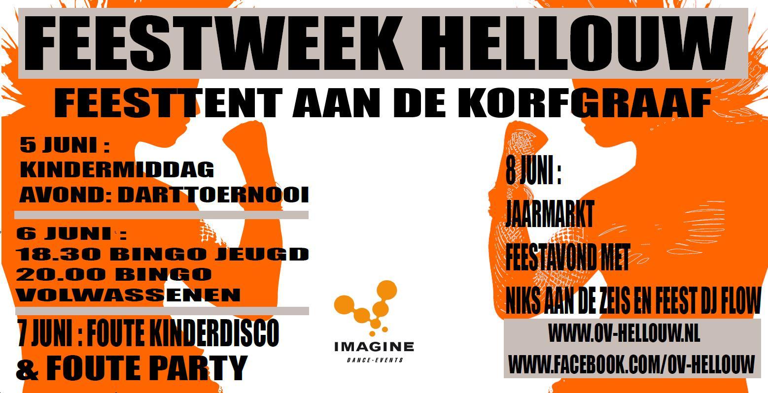 Feestweek Hellouw @ Feesttent