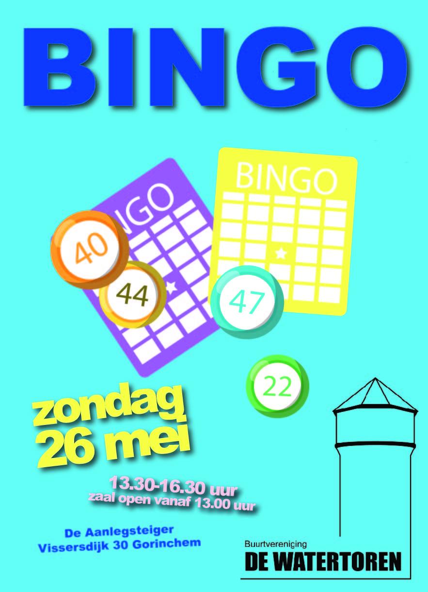 Bingo @ Aanlegsteiger