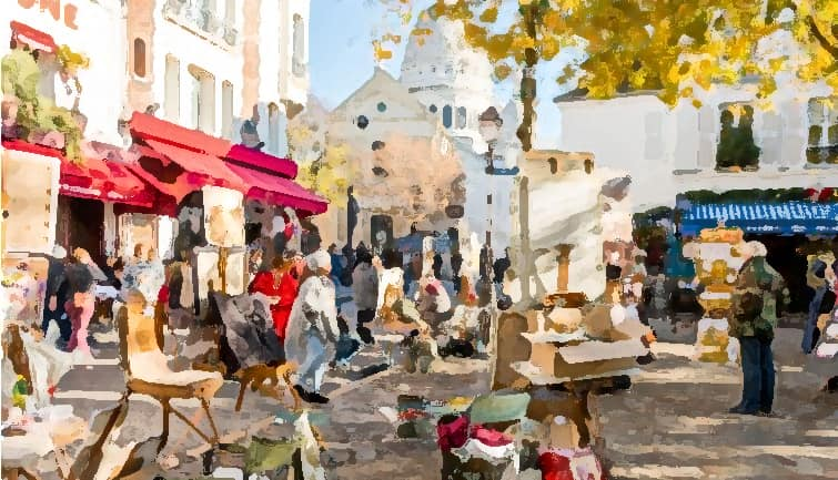 """Les Saveurs de Metropole 2019 - """"Montmartre aan het Melkpad"""" @ Metropole"""