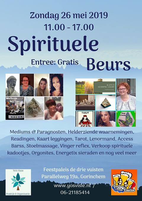 Spirituele beurs @ Feestpaleis de drie vuisten