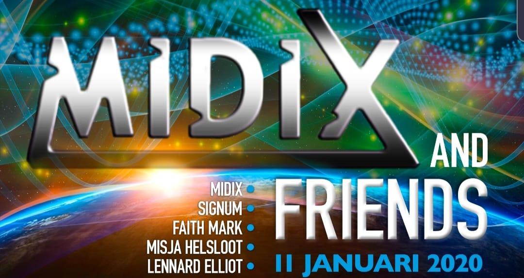 MIDIX and Friends @ Podium Gorcum
