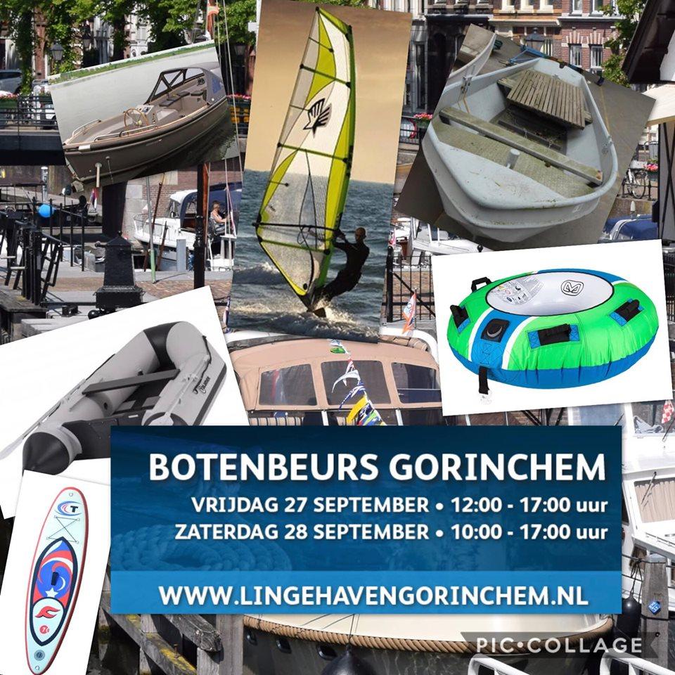 Botenbeurs Gorinchem @ Lingehaven en omgeving