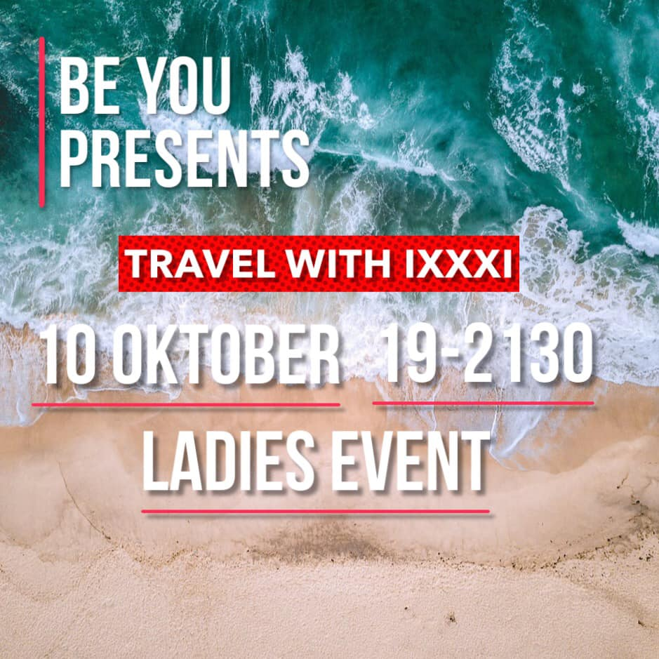 Travel with IXXXI ladies event @ Be You Gorinchem
