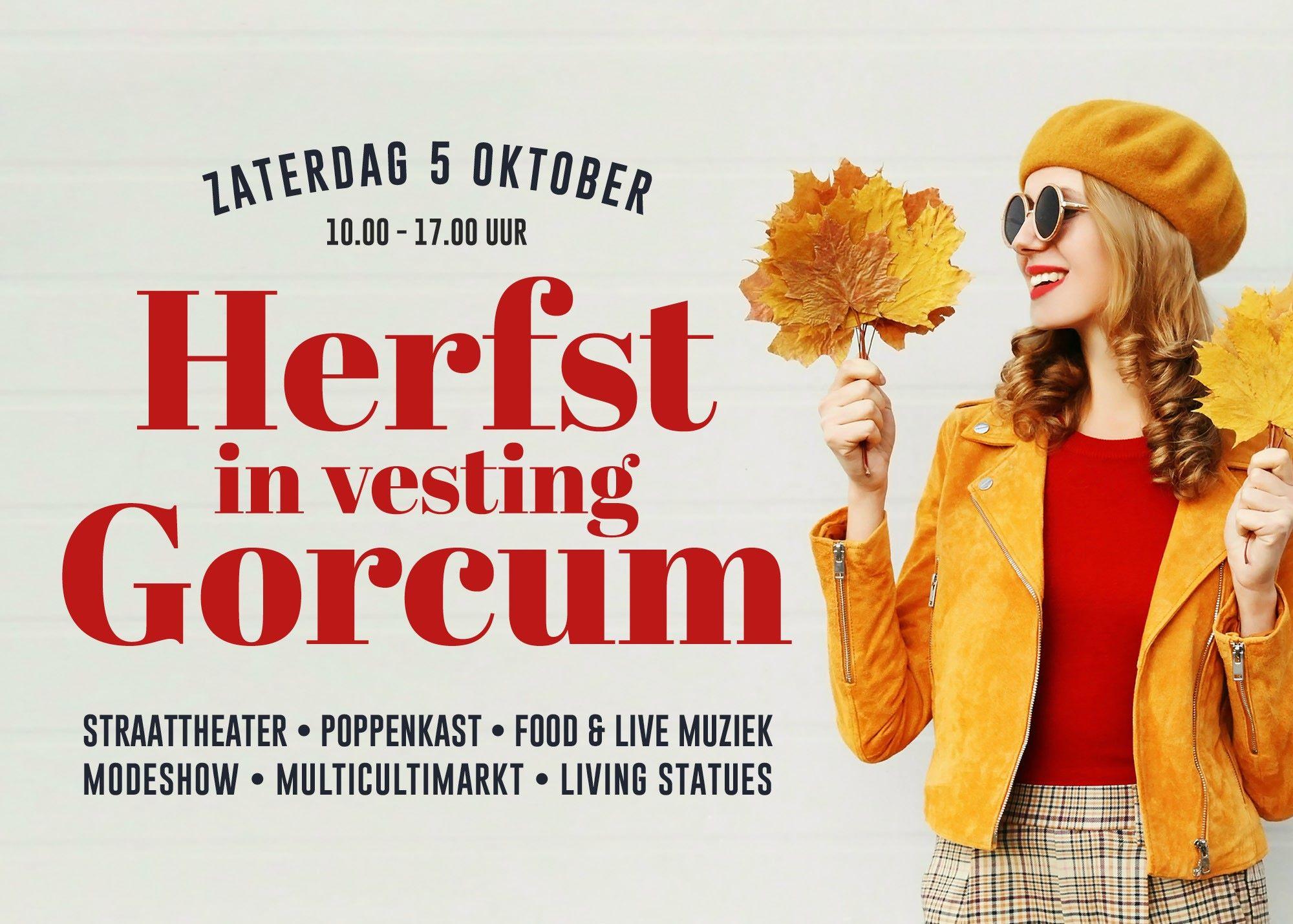 Herfst in Vesting Gorcum @ Binnenstad
