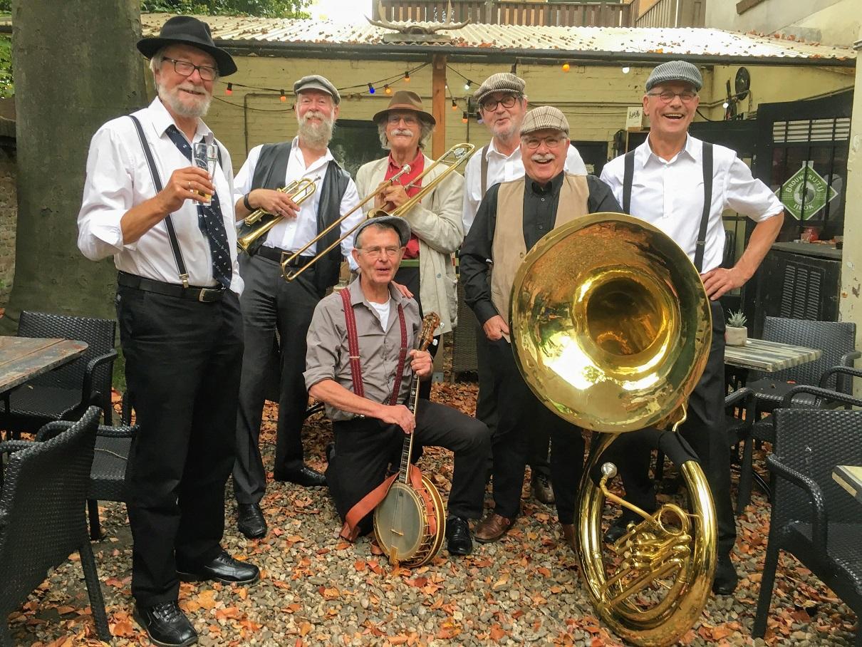 Muzikale Konijnen bij Jazzhall'72 @ PoGo