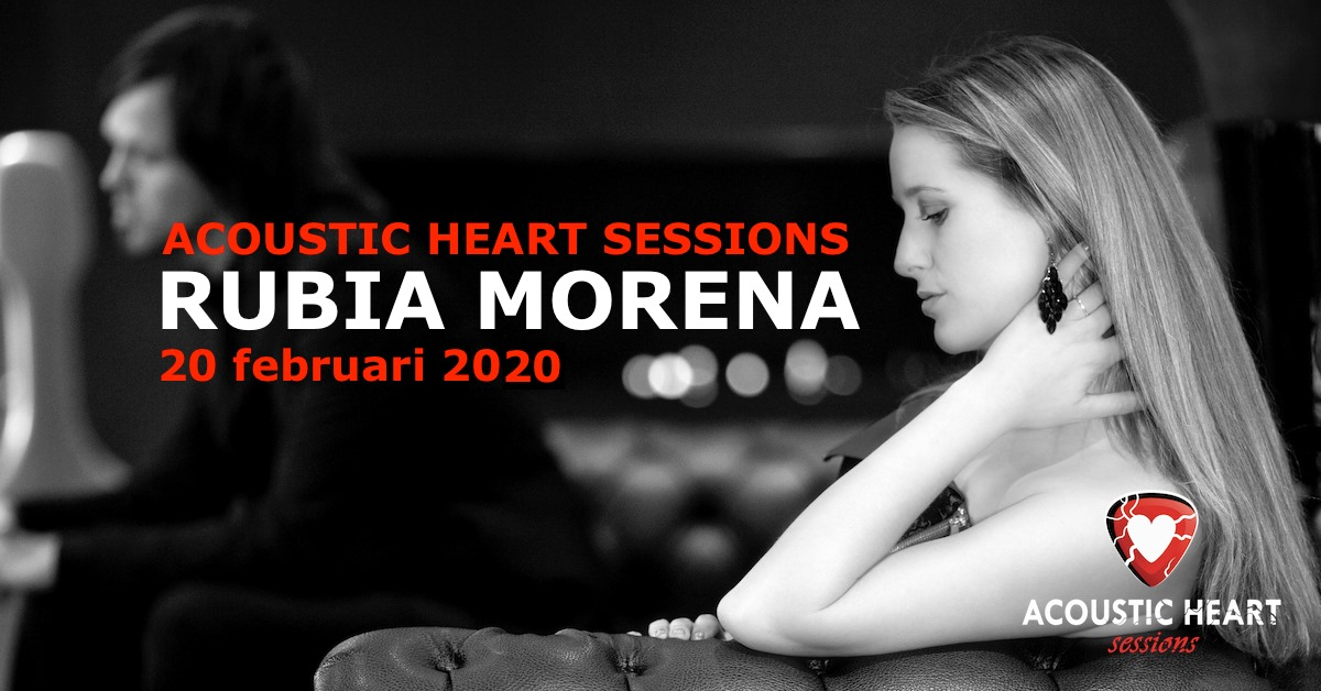 Rubia Morena live (private concert) @ Sommer Music Store