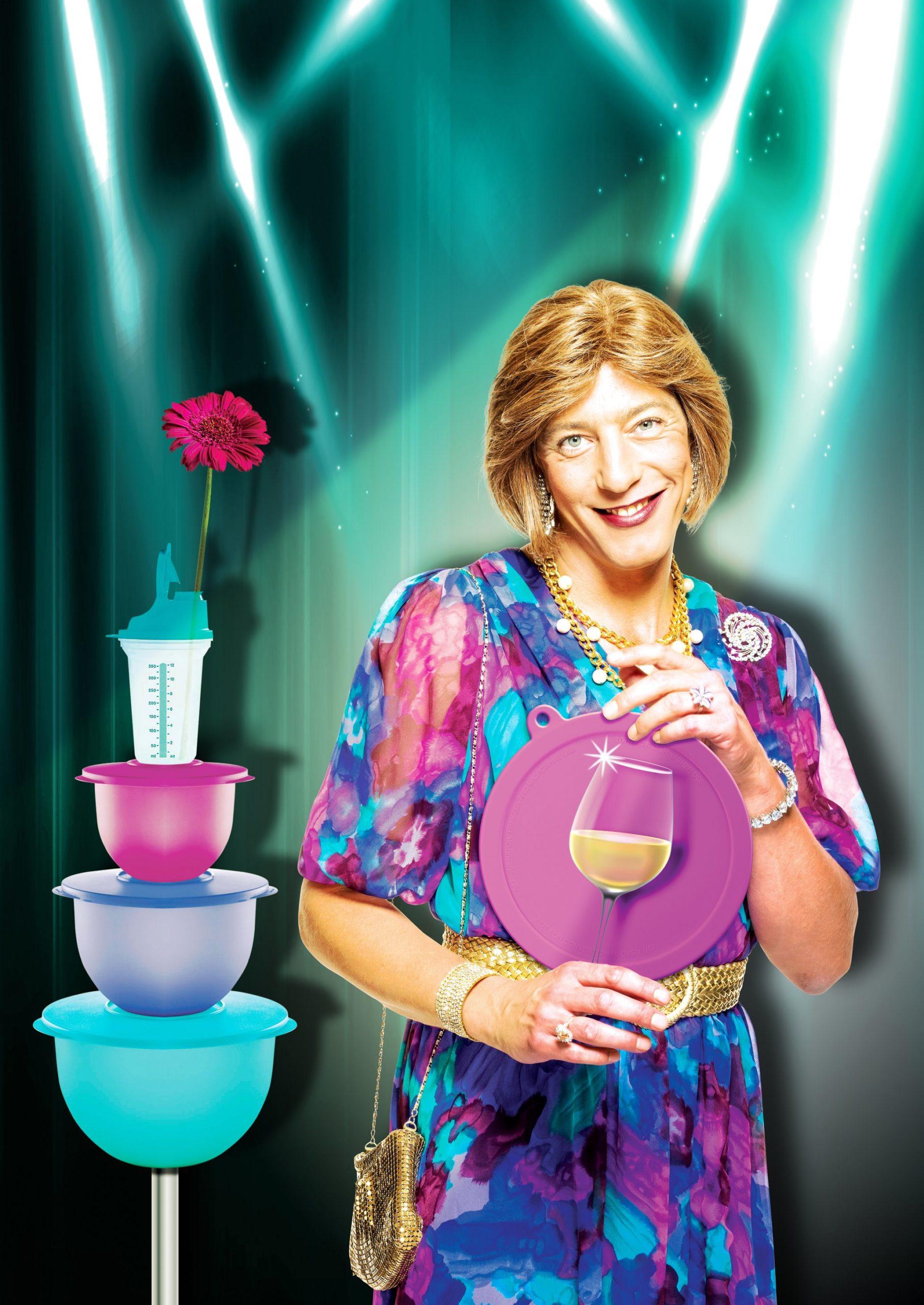 Marja van Katendrecht – Marja's Grote Tupper Toppershow @ Theater Peeriscoop