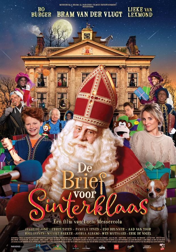 De brief voor Sinterklaas @ Stadspodium Go